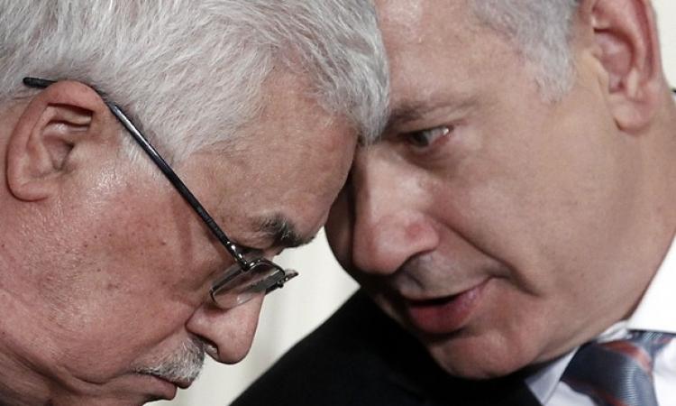 """نيويورك تايمز : نتنياهو يتهم أبو مازن بـ""""النفاق"""" لرفضه يهودية الدولة"""