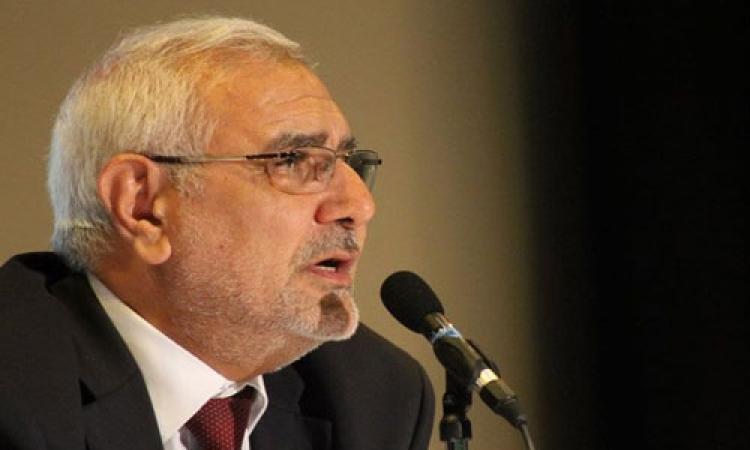 أبو الفتوح: المناخ القمعي وراء رفض الحزب خوض الانتخابات الرئاسية