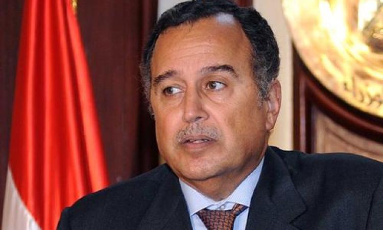 نبيل فهمي يستقبل وزير الشئون الخارجية والتعاون الموريتاني