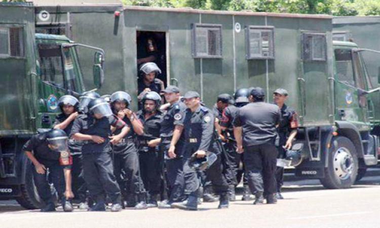 الأمن العام: ضبط 94 سلاح نارى و1900 دراجة مخالفة