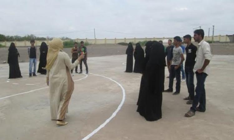 افتتاح الدورة الرياضية لمنتخبات إقليم الصعيد