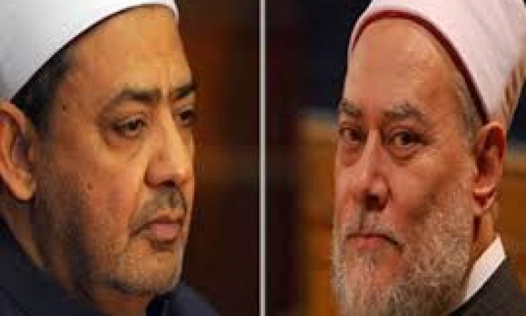 """""""الإخوان""""  تنشر قائمة بأسماء علماء بالأزهر تطالب بمقاطعتهم"""
