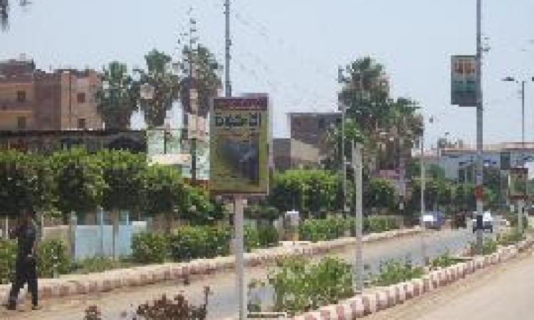 الديب : استكمال المجمع التنموى ورصف الشوارع الرئيسية بتلا