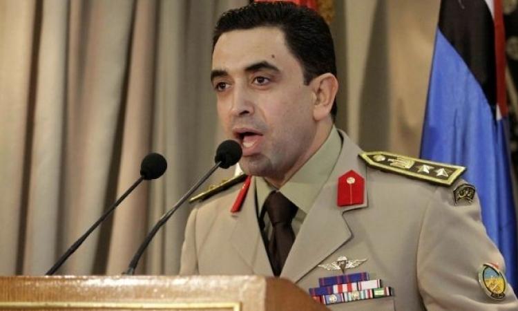 المتحدث العسكري يحذر من استغلال اسم المشير السيسي في جمع تبرعات