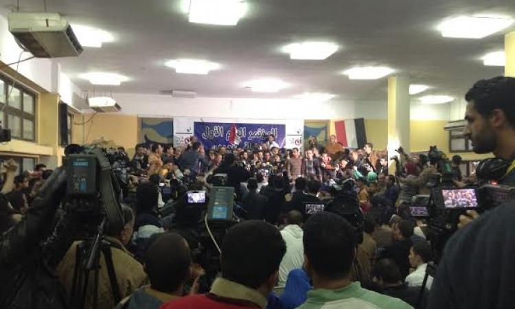 بدر : لم ندعم سوي السيسي في الانتخابات الرئيسية