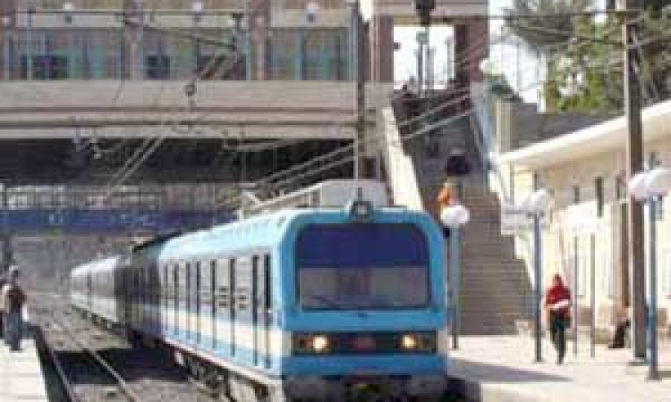 قوات الأمن تغلق محطة مترو المطرية