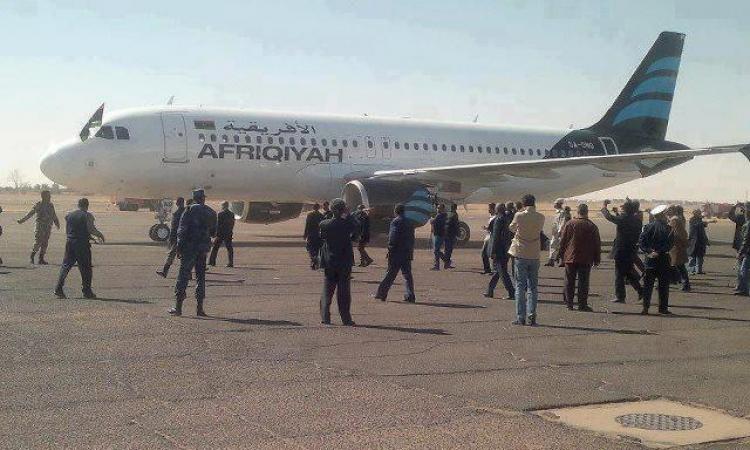 وصول جثامين ضحايا ليبيا إلي مطار القاهرة