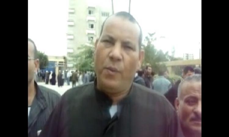 بالفيديو..وقفة احتجاجية لمؤقتو التعليم والصحة والمرور بكفرالشيخ
