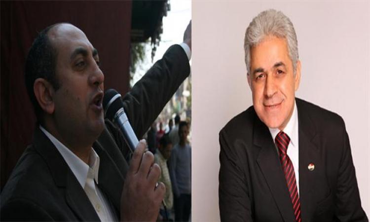 مصادر بحملة خالد علي: لا تحالف انتخابي بين خالد علي وصباحي