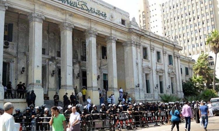 حجز قضية 134 من انصار الإخوان متورطين في أحداث عنف بالإسكندرية للحكم في 25 فبراير