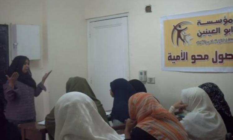 على هامش زيارته للمنيا …نائب رئيس هيئة محو الأمية يعلن 2014م عام مواجهة الأمية