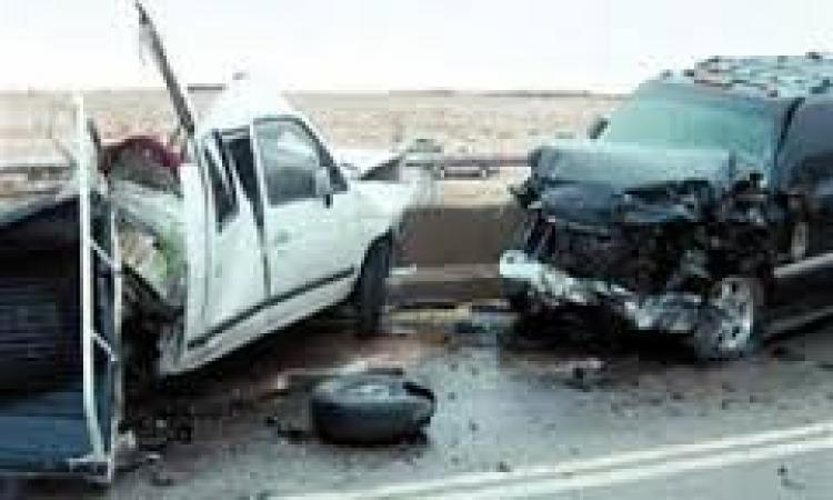 حادث تصادم بالطريق الدولي يسفر عن 10 وفيات و3إصابات