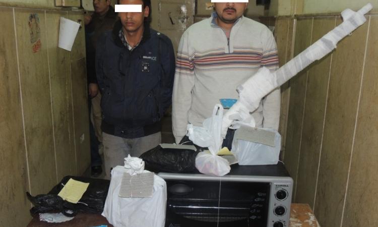ضبط عاطلين ارتكبا 7 جرائم سرقات سيارات بالدقهلية