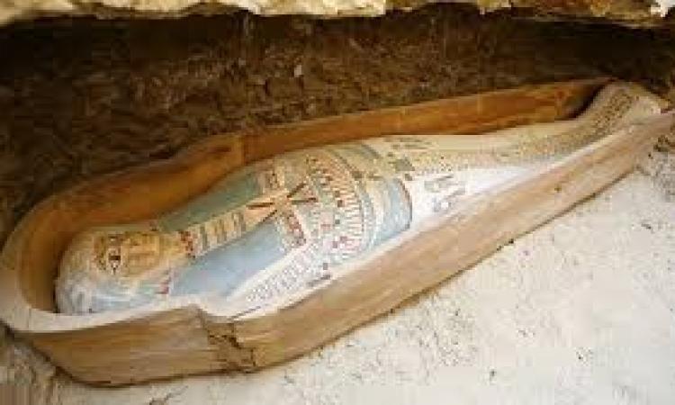 إنقاذ مقبرة فرعونية من أيدى لصوص الآثار ببنى سويف