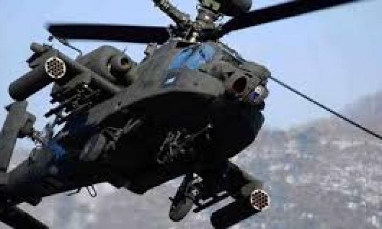 مقتل 16 تكفيرى خلال قصف جوى للبؤر الإرهابية بجنوب الشيخ زويد