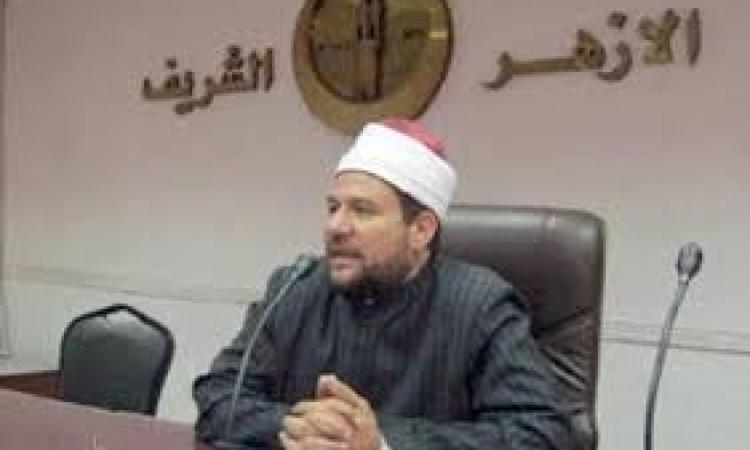 الأوقاف تقرر ضم جميع المساجد والزوايا بمصر إلى الوزارة