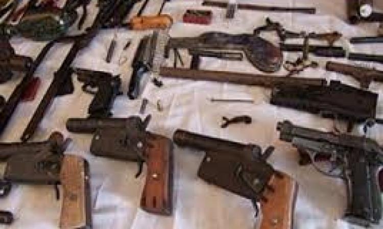 ضبط ورشة لتصنيع الأسلحة النارية بشرق الإسكندرية