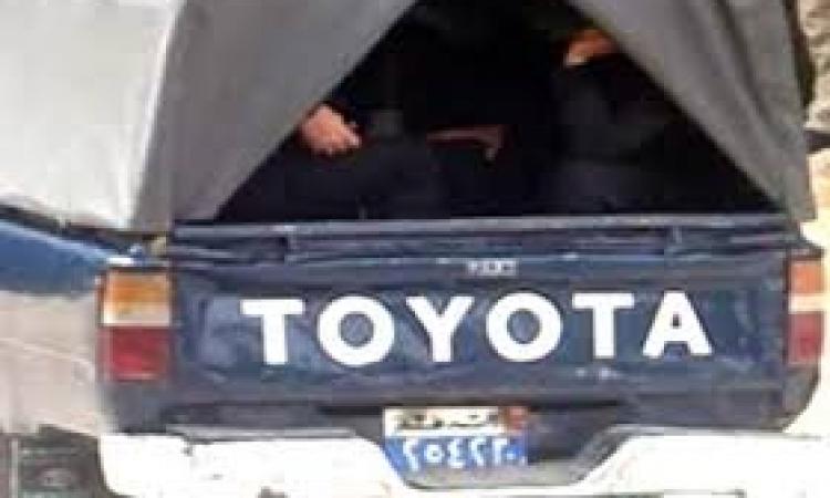 قوات الأمن  تلقي القبض علي أمير الجهاد ببني سويف