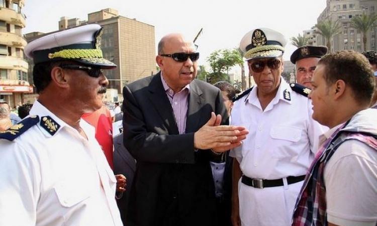 مدير أمن القاهرة ومدير المباحث يتفقدان مقر محاكمة مرسى