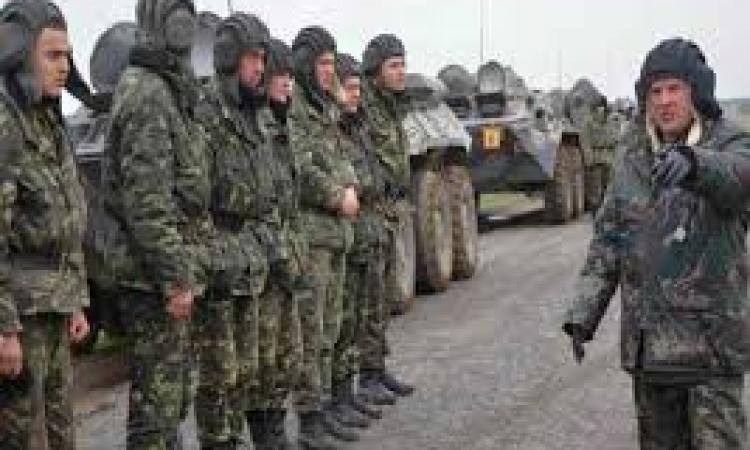 """الجيش الأوكراني يتصدى لقوات روسية حاولت دخول """"خيرسون"""""""