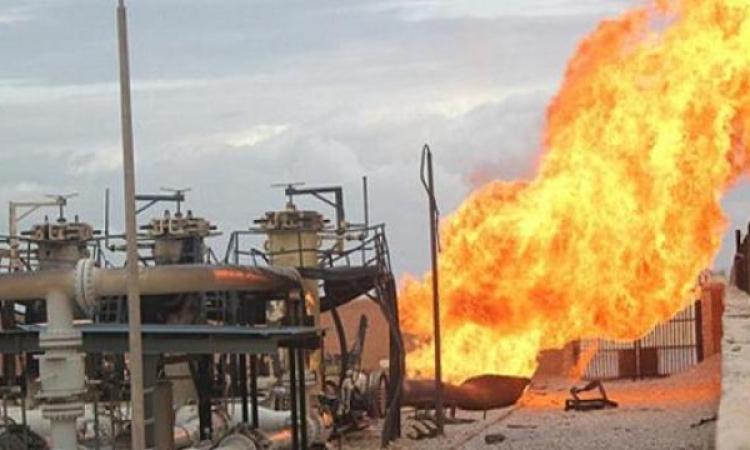 رئيس القابضة للغازات الطبيعية : تفجير خط غاز بورسعيد لم يؤثر على الشبكة