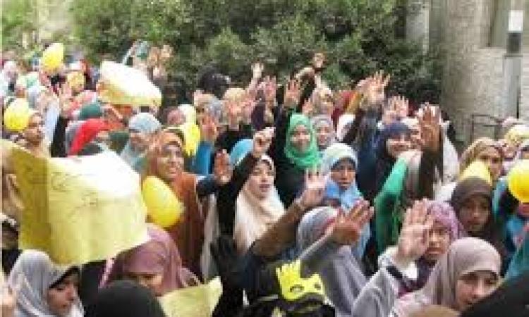 لليوم الرابع.. مظاهرة لطالبات الدراسات الإسلامية بالإسكندرية