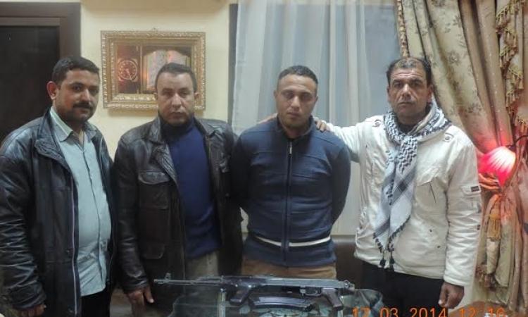 بالصور… مباحث الشرقية تضبط المتهم الرئيسى بقتل عريس منيا القمح