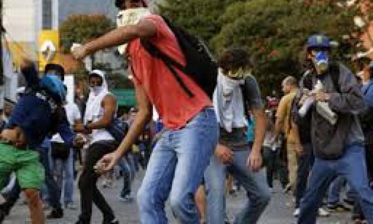 ارتفاع حصيلة الاحتجاجات في فنزويلا إلى 29 قتيلًا