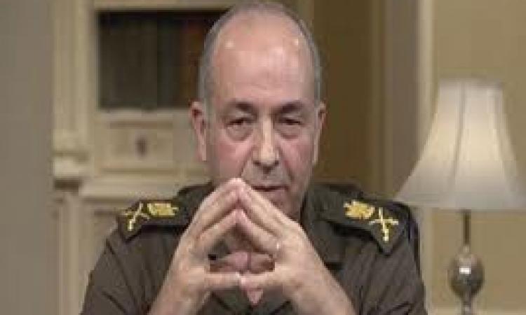 """حجازي """"الغامض"""" رئيس لأركان الجيش المصري"""