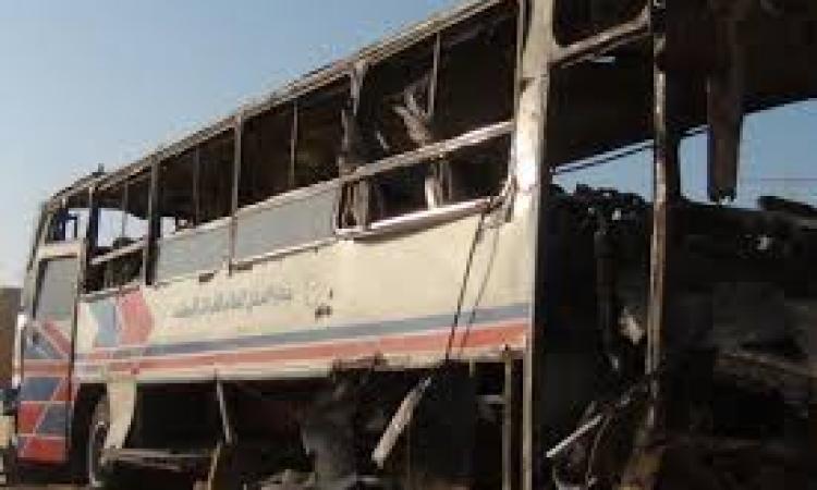 مقتل مساعد جيش وإصابة 3 جنود فى استهداف حافلة نقل جنود بسيناء