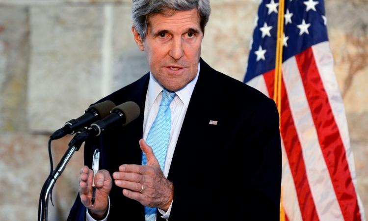 مؤتمر صحفي للخارجية الأمريكية للتصعيد ضد روسيا لضمها القرم