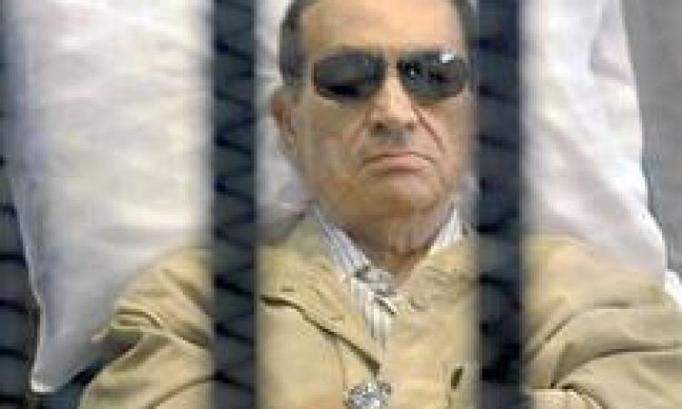 جنايات القاهرة تقرر تأجيل محاكمة مبارك لـ 25 مارس الجاري