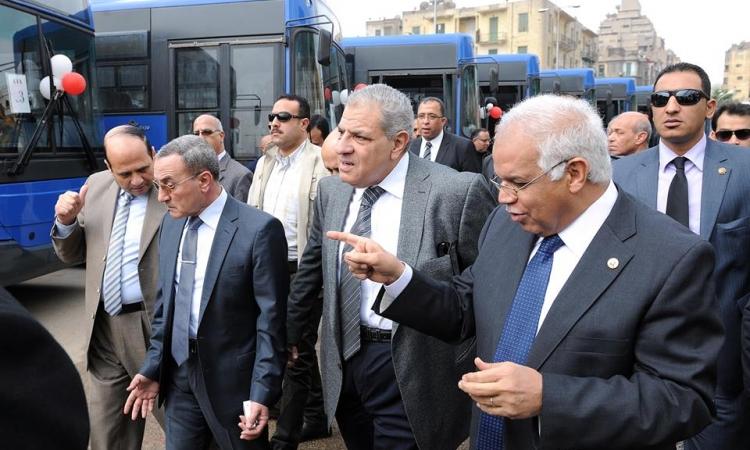 محلب: استلام دفعة جديدة من أتوبيسات النقل العام بمحافظة القاهرة
