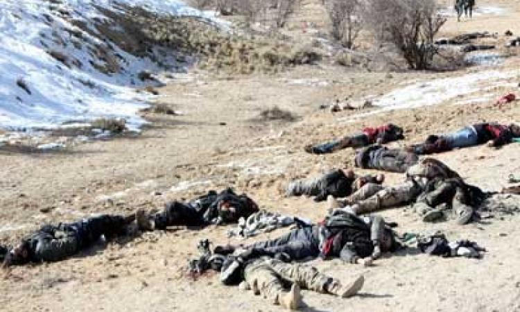 مصرع 20 مقاتل مسلح من جبهة النصرة فى معارك مع الجيش السورى