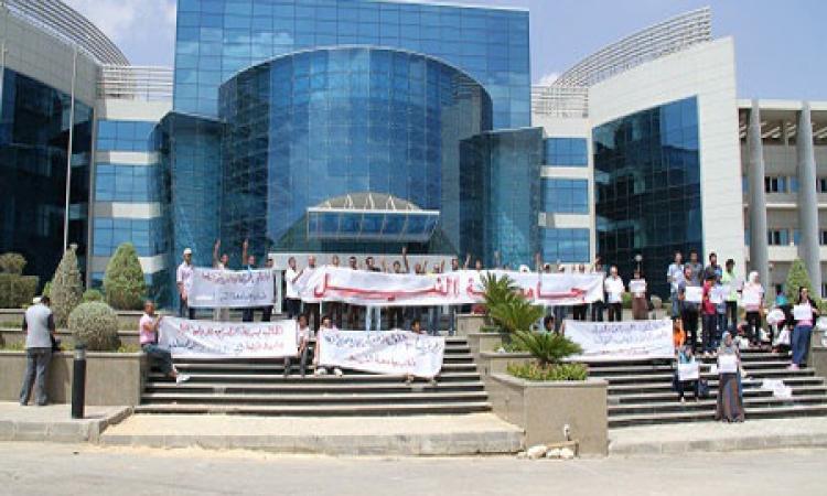 الإداريه العليا تحكم بأحقيه جامعة النيل فى الأراضى والمبانى