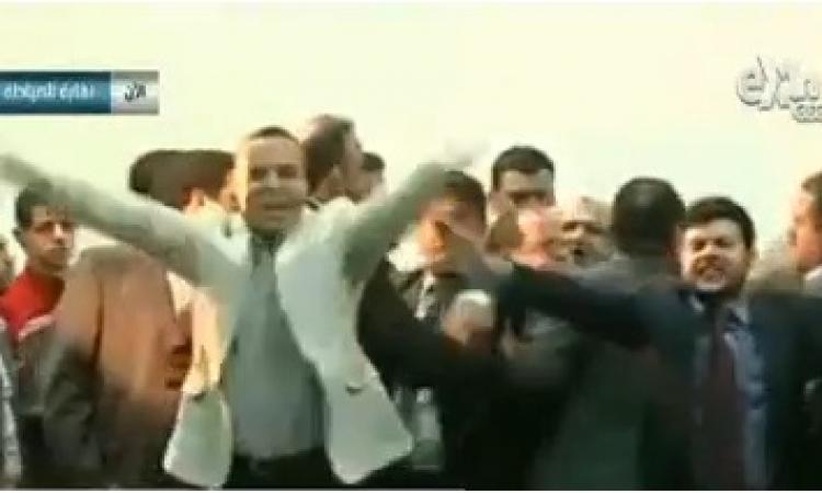 بالفيديو.. اشتباك بالأيدي بين الأعضاء خلال مؤتمر نقابة الصيادية