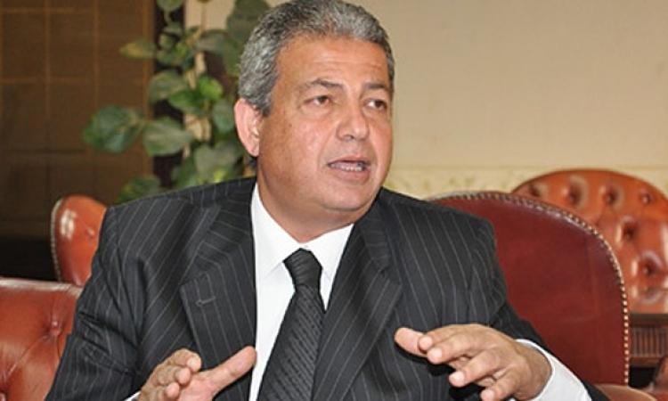 وزيرالرياضة يستقبل رئيس رابطة أندية المحترفين لبحث أزمة الانتخابات