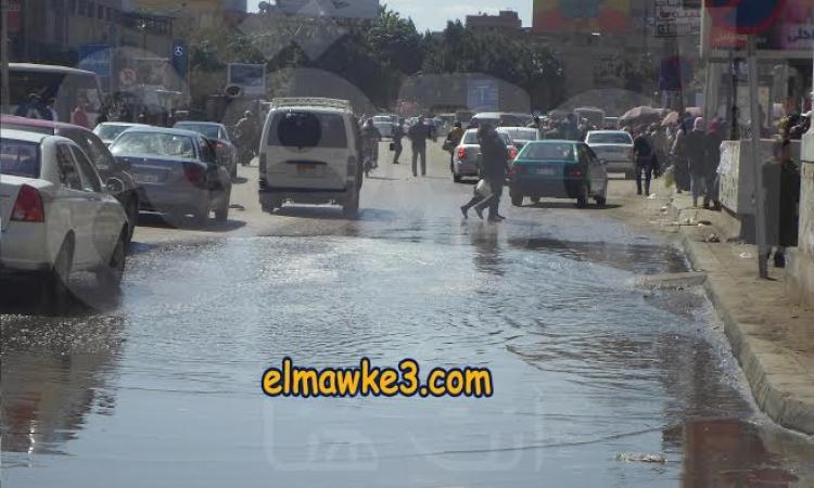 """بالفيديو.. مصر الغرقانه في """"شبر ميه"""""""
