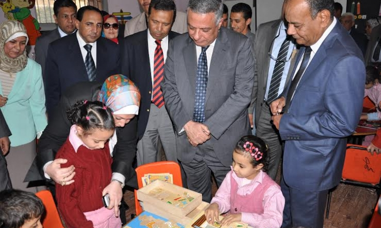 وزيراالتعليم والثقافة يشهدان إطلاق المشروع القومي لمسرحة المناهج