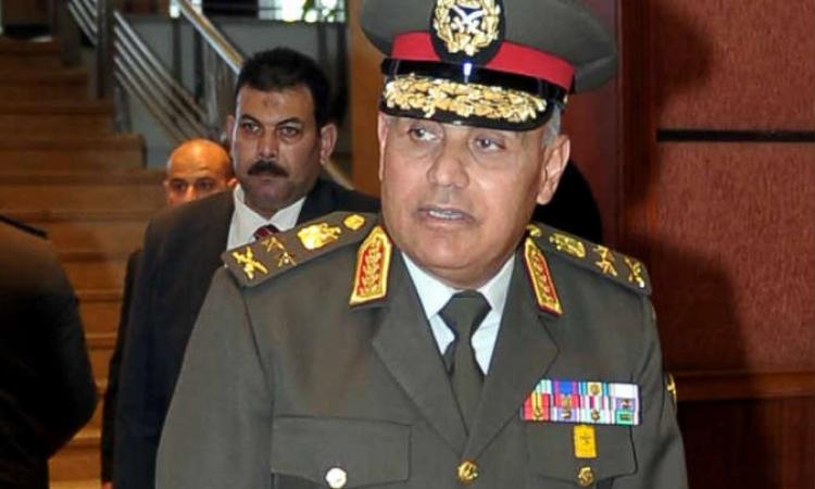 وزير الدفاع يشهد احتفالية الجيش بذكرى تحرير سيناء