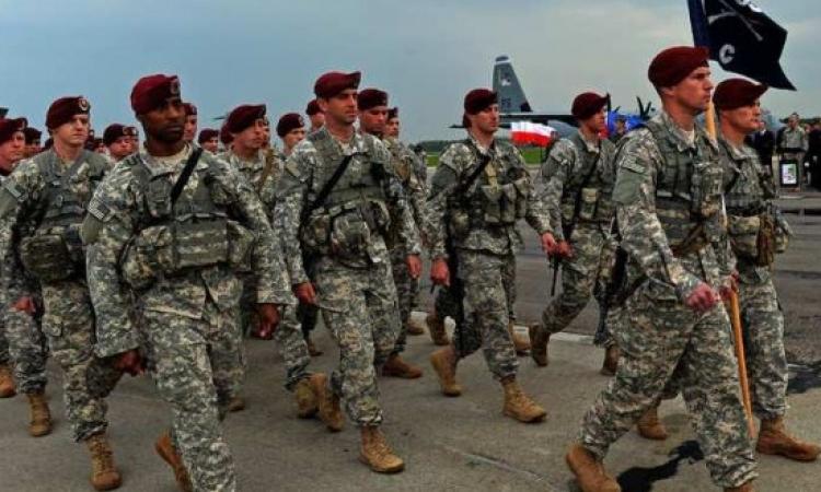 قوات أمريكية تصل إلى ليتوانيا وتصاعد حدة التوتر مع روسيا