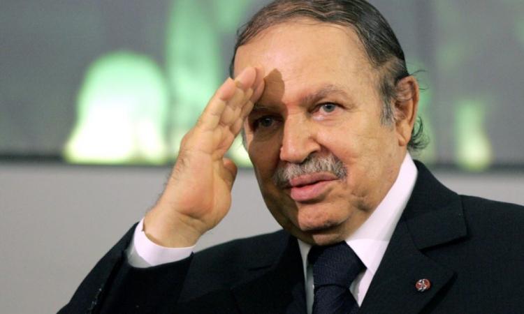 للمرة الرابعة .. بوتفليقة يفوز برئاسة الجزائر بـنسبة  81%