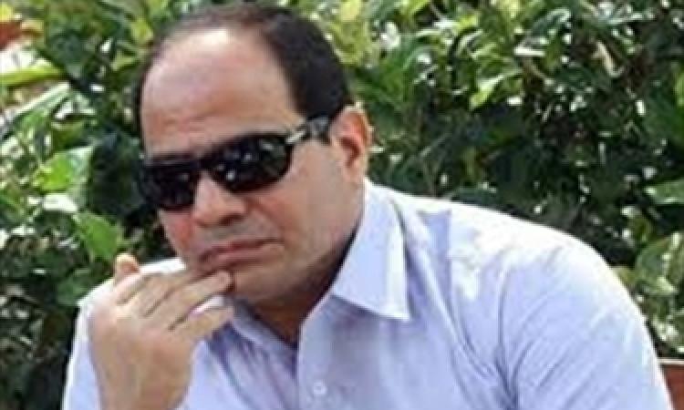 """""""بالفيديو.. ابن عم السيسي"""" : علي المصريين التخلي عن السلبية لمساعدة المشير"""
