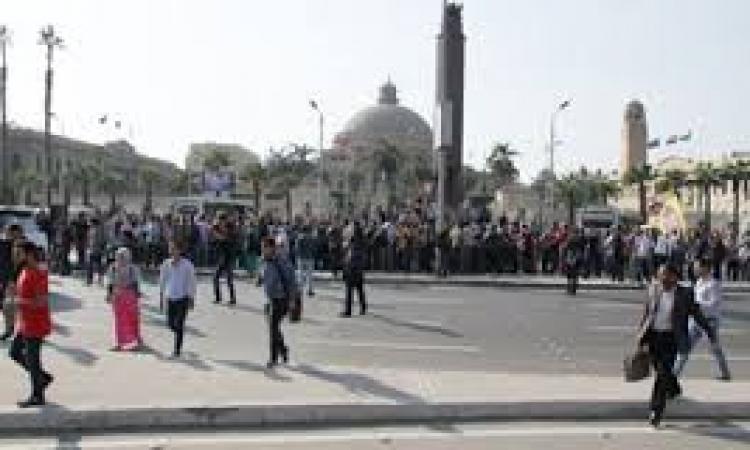 القبض على 15 متهمًا في انفجار جامعة القاهرة