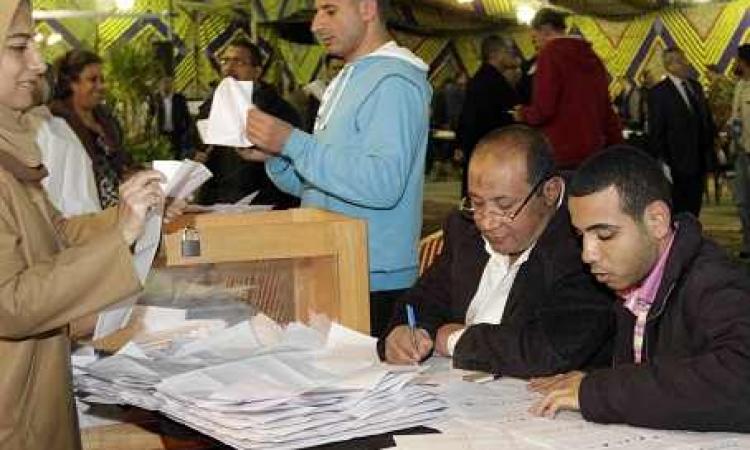 بث مباشر لفرز أصوات الانتخابات الرئاسية المصرية