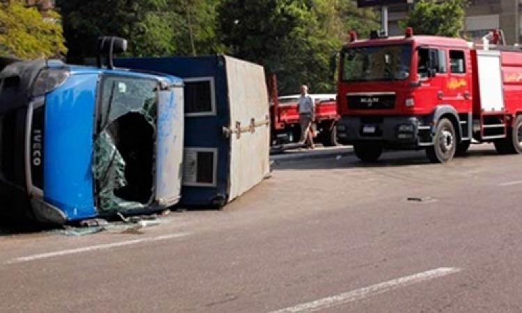 إصابة 3 من أفراد الشرطة بينهم ضابط في هجوم مسلح علي سيارة شرطة بالعريش