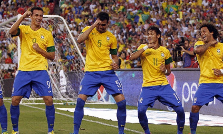 غداً.. البرازيل يواجه تشيلي في دور الـ 16 من بطولة كأس العالم