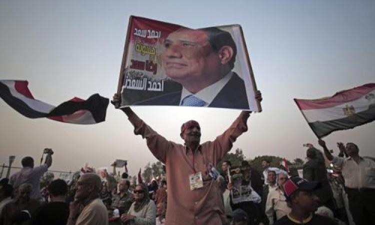 المؤشرات الأولية: السيسي يكسر رقم مرسي بانتخابات الرئاسة
