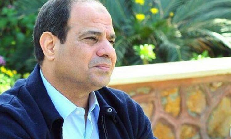 """"""" السيسى"""" يكرم أبطال مصر العائدين من الصين"""