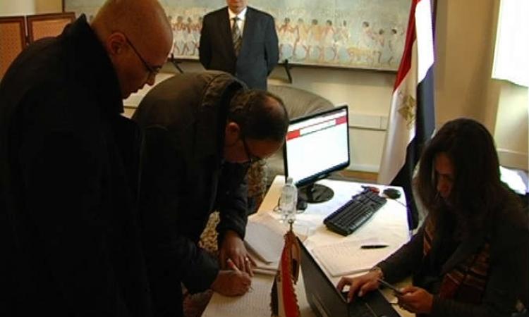 جولة مسائية لقائد المنطقة الشمالية العسكرية لتفقد لجان الإسكندرية